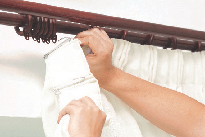 Household Curtain & blind cleaning