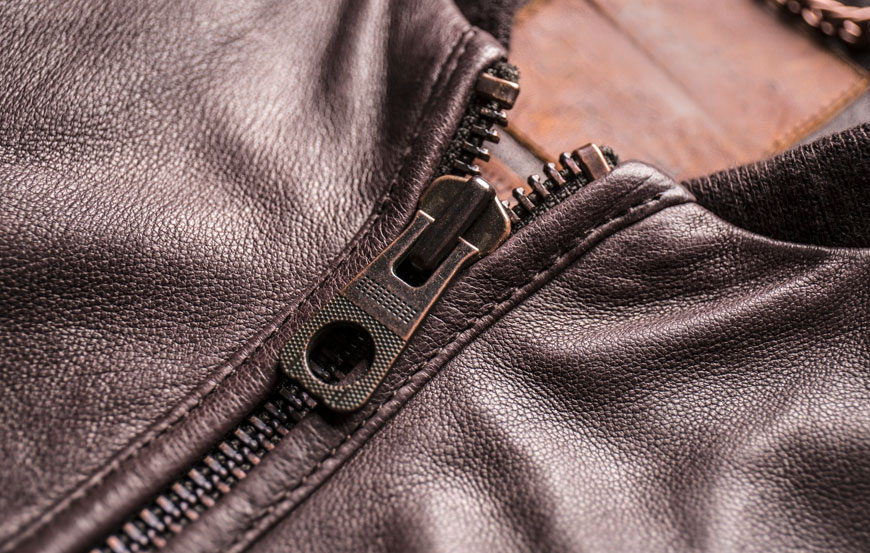 Leather & Suede Dry Cleaning